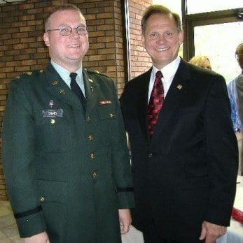 Daniel Sparks and Roy Moore
